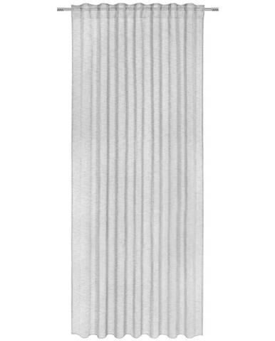 Hotový Záves Sigrid, 140/300cm, Sivá