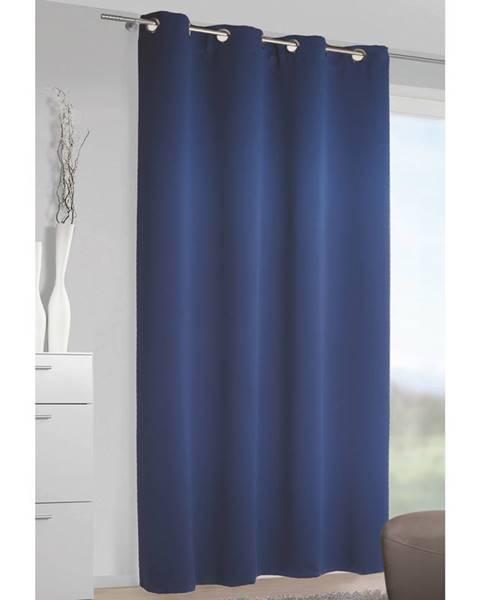 Albani Albani Zatemňovací záves Mia modrá, 140 x 245 cm
