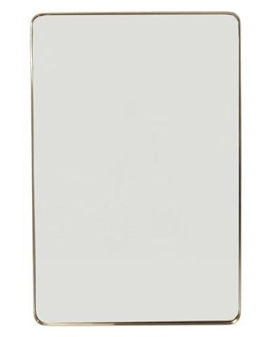 Nástenné zrkadlo Kare Design Curve, 120 × 80 cm
