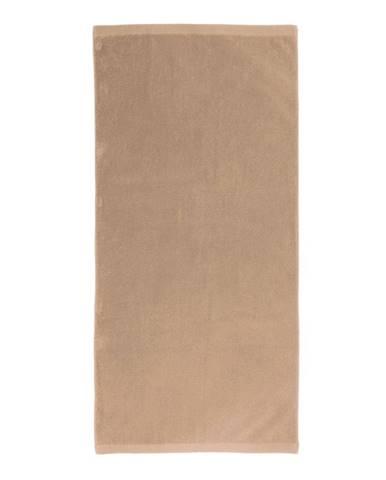 Hnedý uterák Artex Alpha, 50 x 100 cm