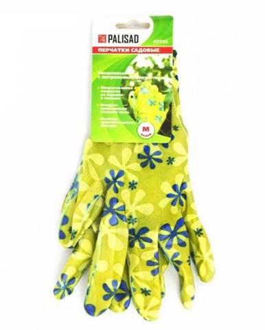 Rukavice záhradné polyester dámske