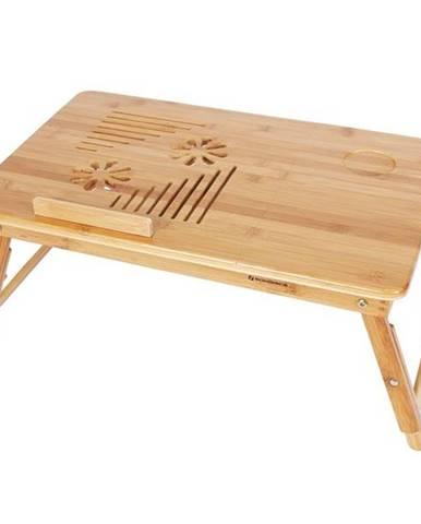 Stolík na laptop LLD002 bambus