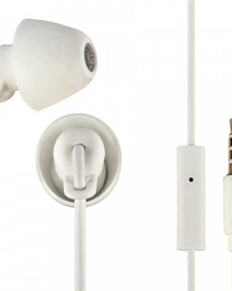 Thomson Slúchadlá do uší Thomson EAR3008 Piccolino, biele
