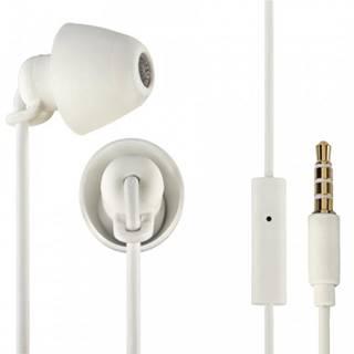 Slúchadlá do uší Thomson EAR3008 Piccolino, biele