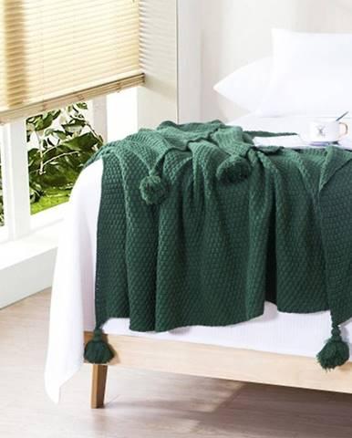 Deka Talis 130X170 zelený