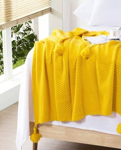 Deka Talis 130X170 žltá