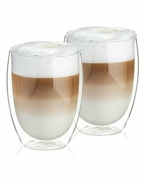 4Home 4Home Termo pohár na latté Hot&Cool 350 ml, 2 ks