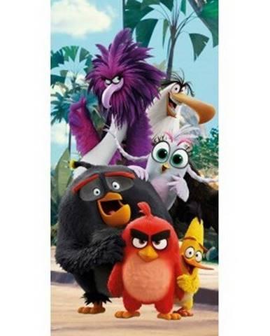 Halantex Osuška Angry Birds movie, 70 x 140 cm