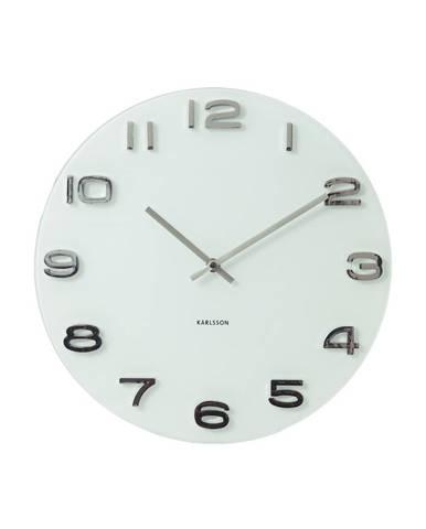 Karlsson 4402 Designové nástenné hodiny, 35 cm
