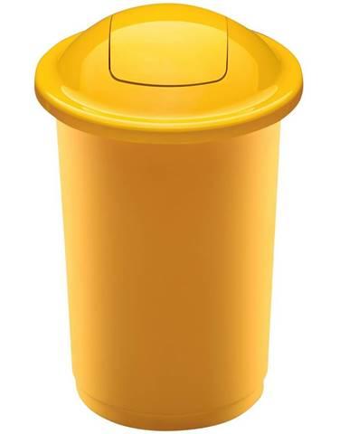 Aldo Odpadkový kôš na triedený odpad Top Bin 50 l, žltá