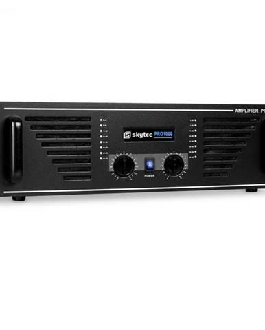 PA – zosilňovač Skytec AMP – 10001600w s čiernym koncovým