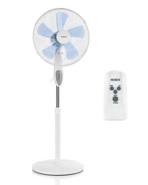 Klarstein Klarstein Summerjam, stojanový ventilátor, 41 cm, 50 W, 3 stupne rýchlosti, diaľkový ovládač, biely