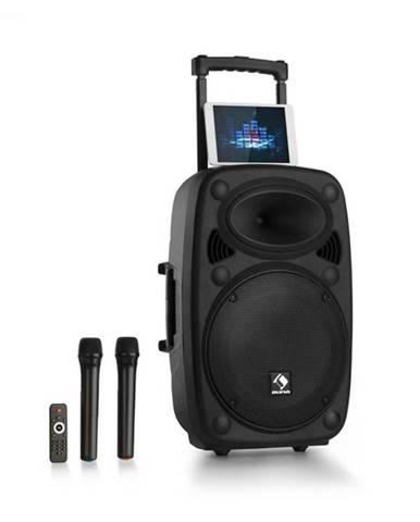"""Auna Pro Streetstar 12 mobilné PA-zariadenie 12"""" subwoofer trolley BT/USB/SD/MP3/AUX"""
