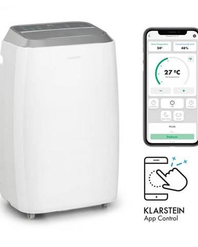 Klarstein Iceblock Prosmart 12, klimatizácia, 3 v 1, 12.000 BTU, ovládanie cez aplikáciu, biela