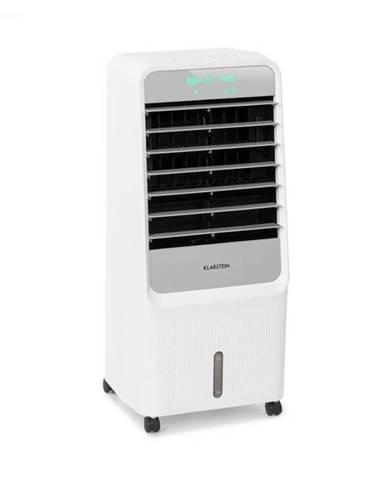 Klarstein Townhouse, ventilátor, chladič vzduchu, 7 l, 110 W, diaľkový ovládač, 2 x chladiaca sada, biely