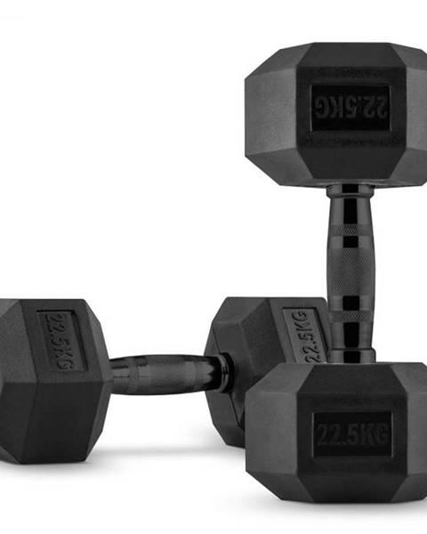 Capital Sports Capital Sports Hexbell, jednoručná činka, pár 2 x 22,5 kg