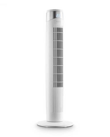 Klarstein Storm Tower, ventilátor, 3 druhy vetra, 6 rýchlostí vetra, biely