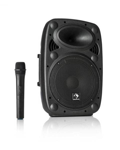 "Auna Auna Pro Streetstar 10, mobilný PA systém, 10"" (25.5 cm) woofer, UHF mikrofón, 400 W max."