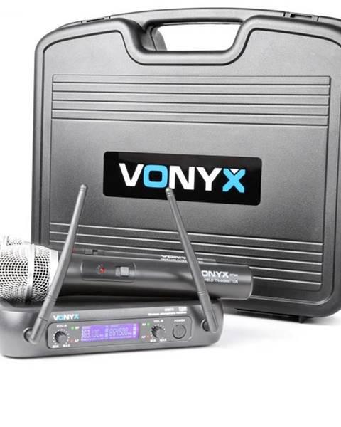 Vonyx Vonyx WM73, bezdrôtový 2-kanálový UHF vysielací systém