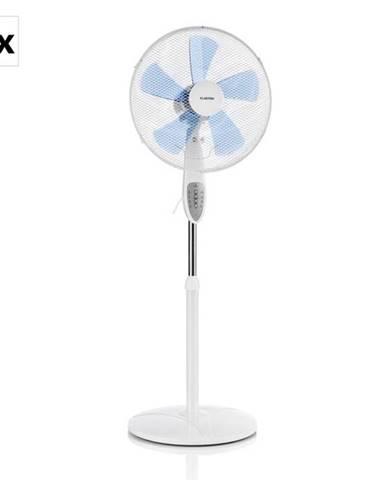 """Klarstein Summerjam, stojanový ventilátor, sada 2 ks, 41 cm (16""""), 50 W, 3 stupne, biely"""