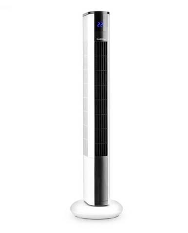 Klarstein Skyscraper 3G, stĺpový ventilátor s dotykovým ovládaním, 50 W, diaľkový ovládač, biely