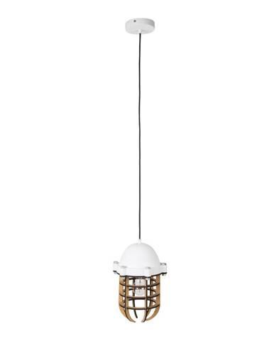 Biela stropná lampa Zuiver Navigator