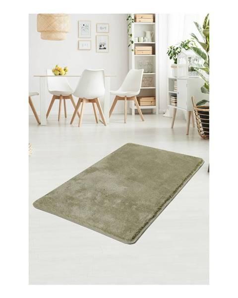 Bonami Zelený koberec Milano, 140 × 80 cm