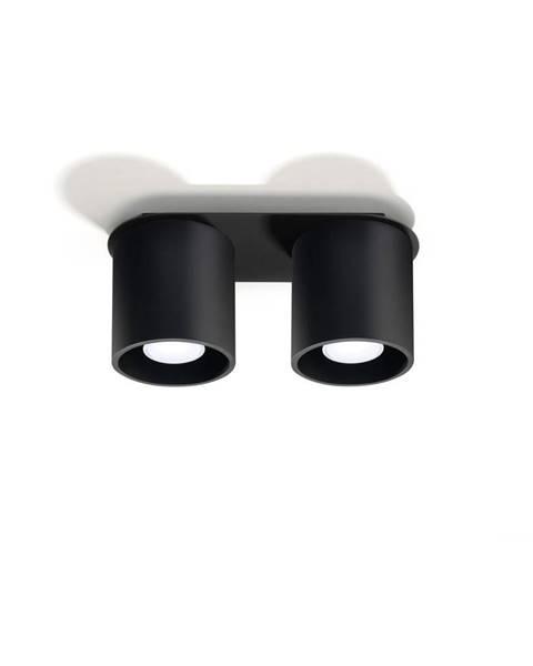 Nice Lamps Čierne stropné svietidlo Nice Lamps Roda
