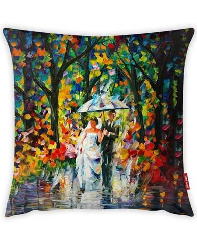 Obliečka na vankúš Vitaus Palireto Autumn Dos, 43×43 cm