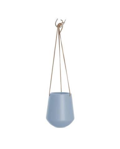 Modrý závesný kvetináč PT LIVING Skittle, ø13,5cm
