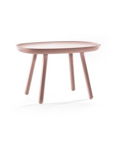 Drevený odkladací stolík EMKO Naive, 61 x 41 cm