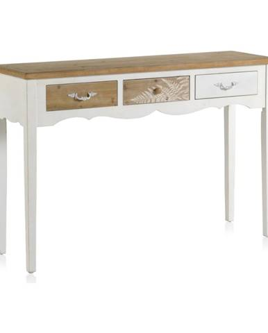 Drevený konzolový stolík Geese Emma