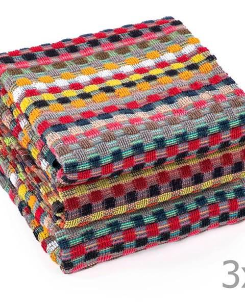 Tiseco Home Studio Sada 3 uterákov Tiseco Home Studio Terry, 50 × 70 cm