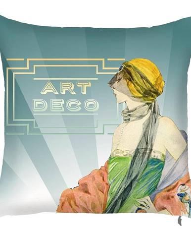 Obliečka na vankúš Mike&Co.NEWYORK Art Deco, 43 x 43 cm