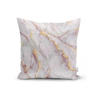 Obliečka na vankúš Minimalist Cushion Covers Elegant Marble, 45 x 45 cm