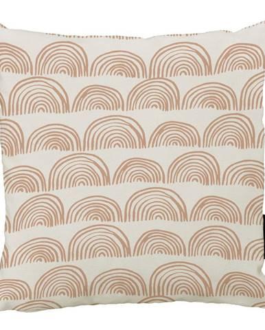Obliečka na vankúš Butter Kings z bavlny Doodle Rainbows,45x45cm