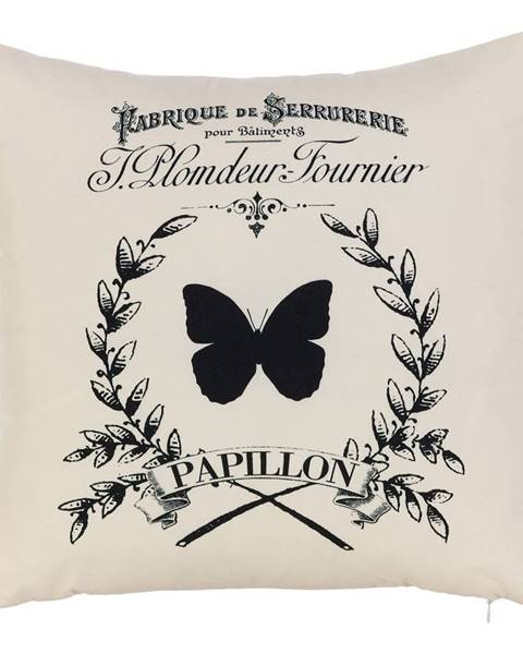 Apolena Obliečka na vankúš Mike&Co.NEWYORK Papilon, 43 × 43 cm