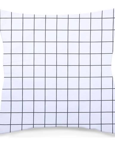 Súprava 2 obojstranných obliečok na vankúš DecoKing Modest, 40×40cm