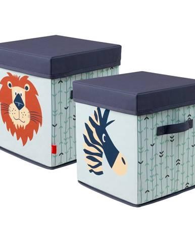 Úložný box Flexa Safari