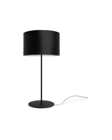 Čierna stolová lampa Sotto Luce MIKA M 1T