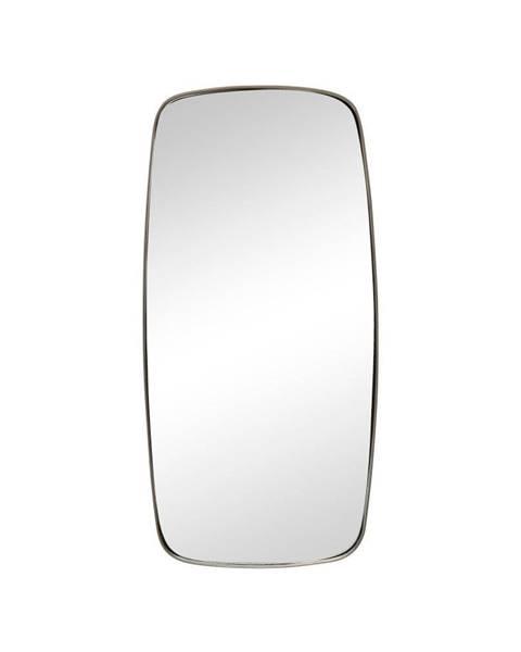 Hübsch Nástenné zrkadlo Hübsch Futteo, 29 × 59 cm