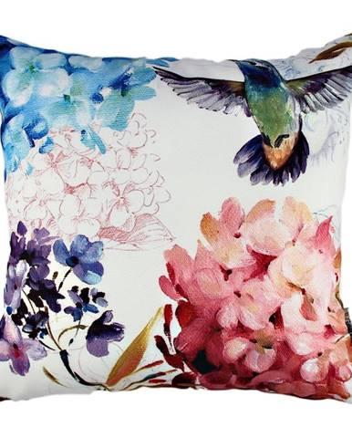 Vankúš Flowers, 43×43cm