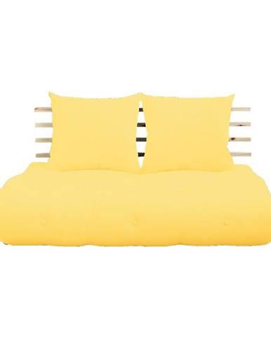 Variabilná pohovka Karup Design Shin Sano Natur/Yellow