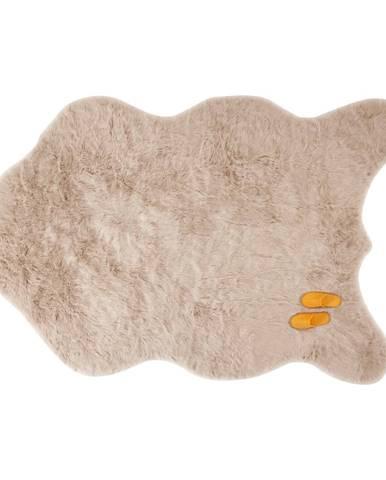 Béžová umelá kožušina Tiseco Home Studio Sheepskin, 180 × 270 cm