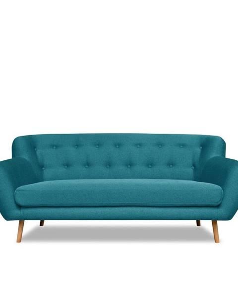 Cosmopolitan Design Tyrkysová pohovka Cosmopolitan design London, 192 cm