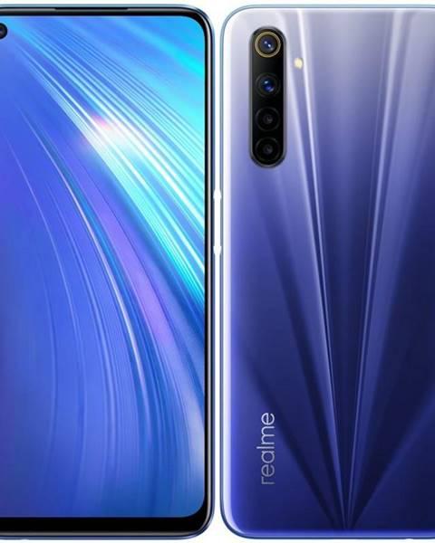 Realme Mobilný telefón realme 6 128 GB modrý