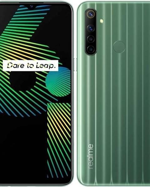 Realme Mobilný telefón realme 6i zelený