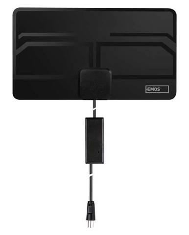 Izbová anténa Emos EM-9023, 0–25 km DVB-T2