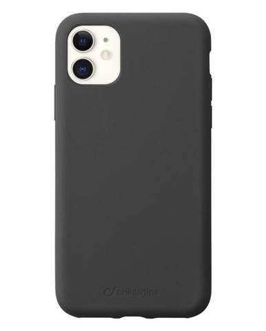 Kryt na mobil CellularLine Sensation na Apple iPhone 11 čierny