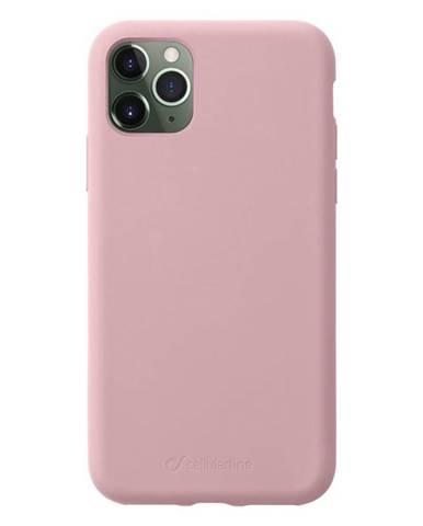Kryt na mobil CellularLine Sensation na Apple iPhone 11 Pro ružový